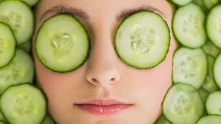 Cucumber face mask recipes
